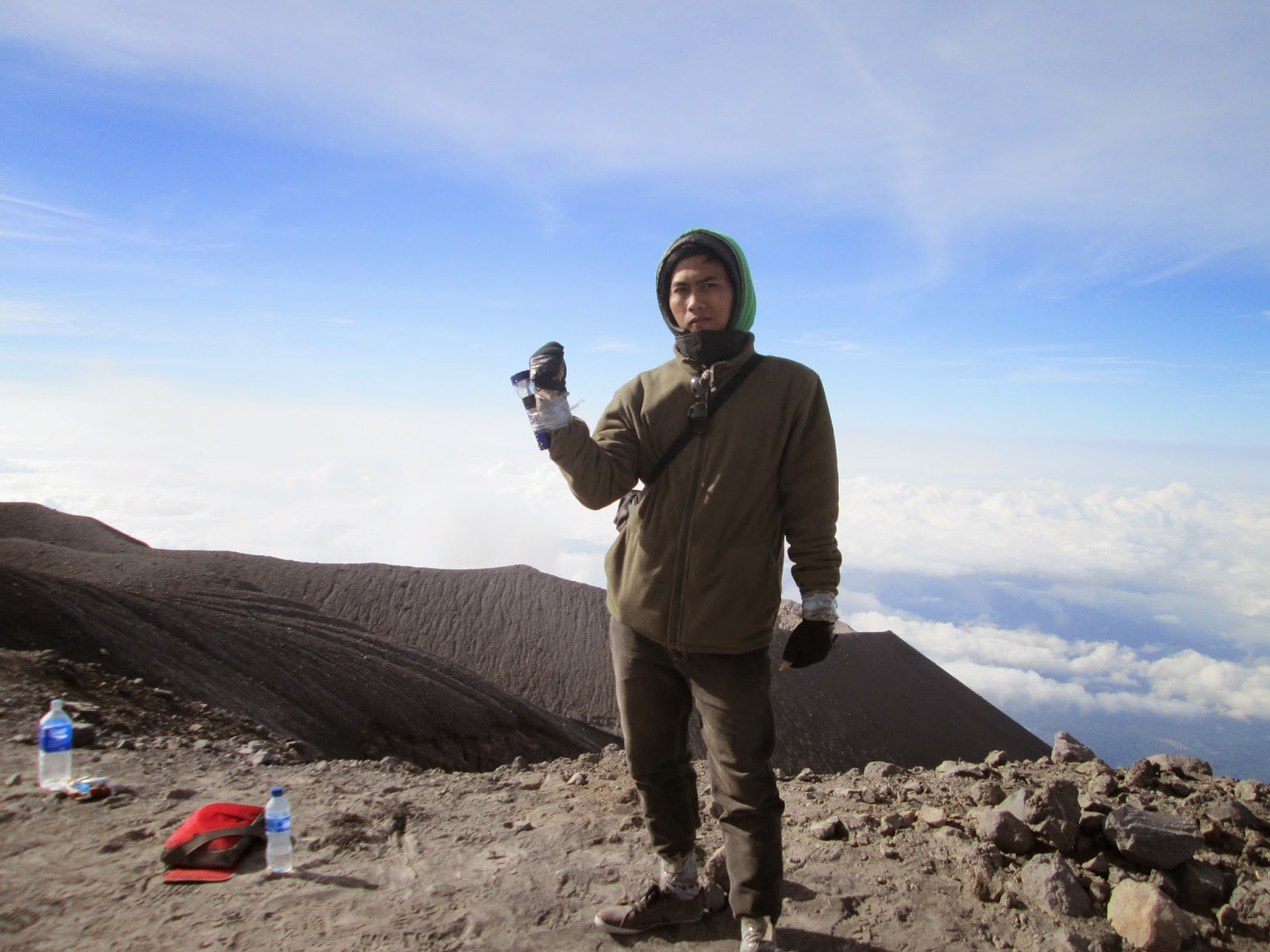 wisata gunung di jawa timur terpopuler