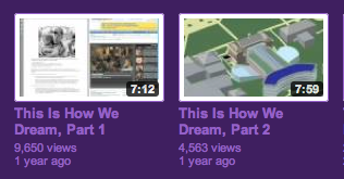 this is how we dream: part 1 & part 2