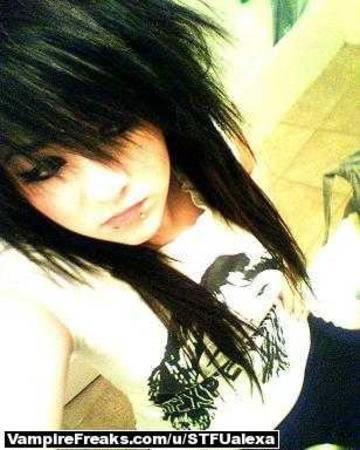 hairstyles for girls with long hair and. Emo Hairstyles For Girls With