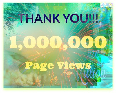 One Million Page Views!
