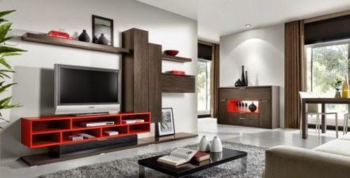modern LCD TV cabinet design ideas