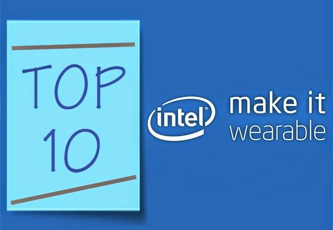 10 Kontestan terbaik kontes INTEL - Make it wearable