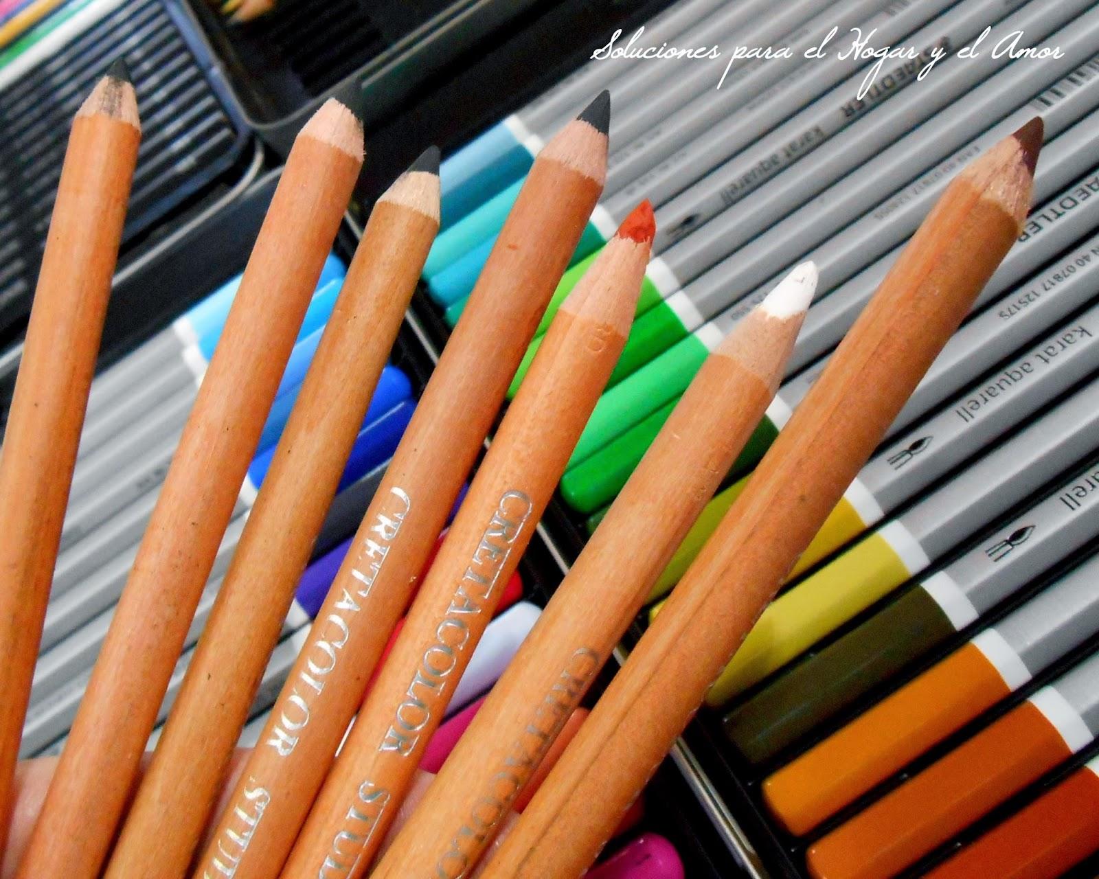 Mis Lápices y Dibujos