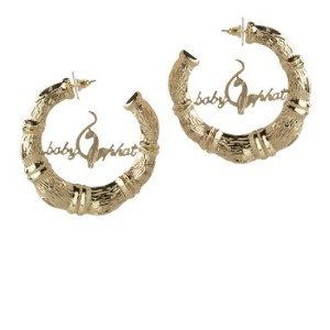 Bamboo Earring Large