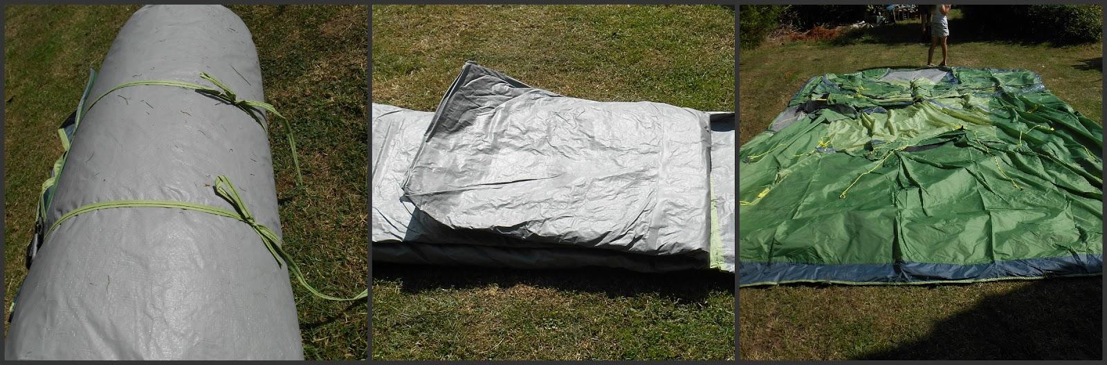 A Very Busy Dad Tents Vango Avington 500