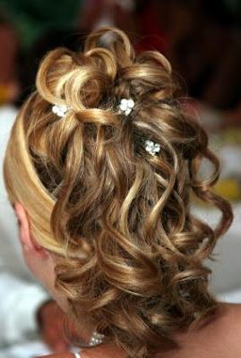 Fashion Hairstyles: Wedding Updos Hairstyles