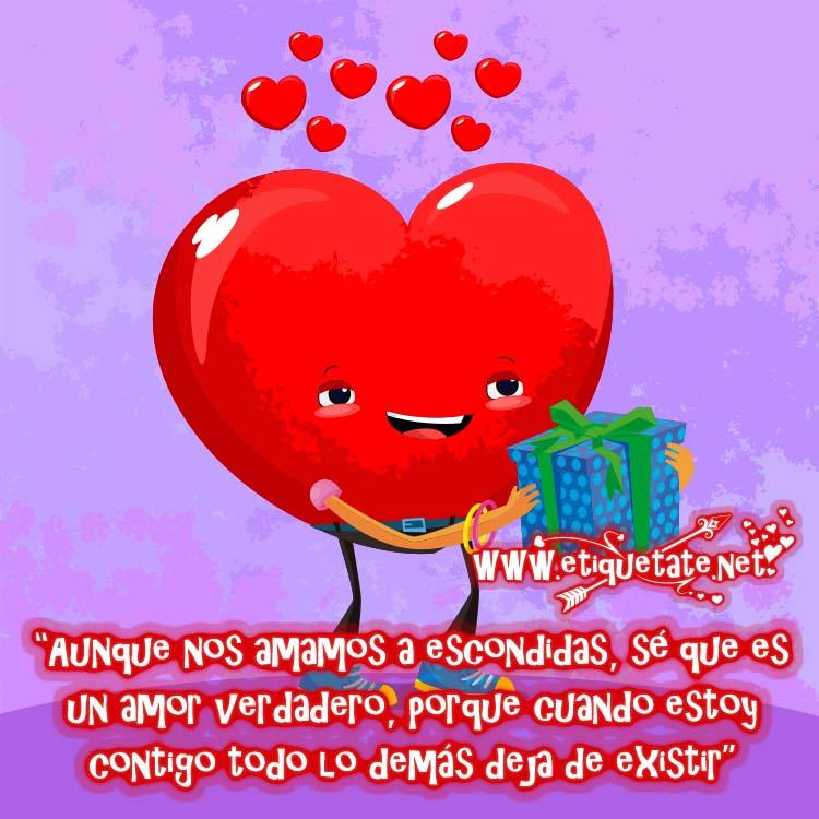 Poema Un amor prohibido como tu - dedicapoemas.com