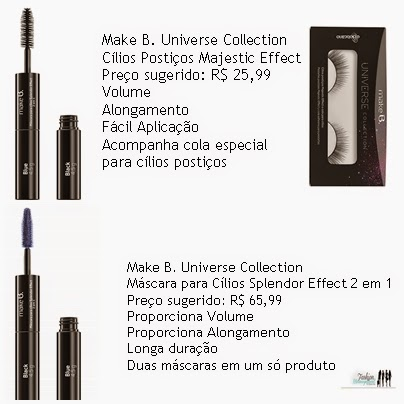 Make B. Universe Collection - Coleção limitada