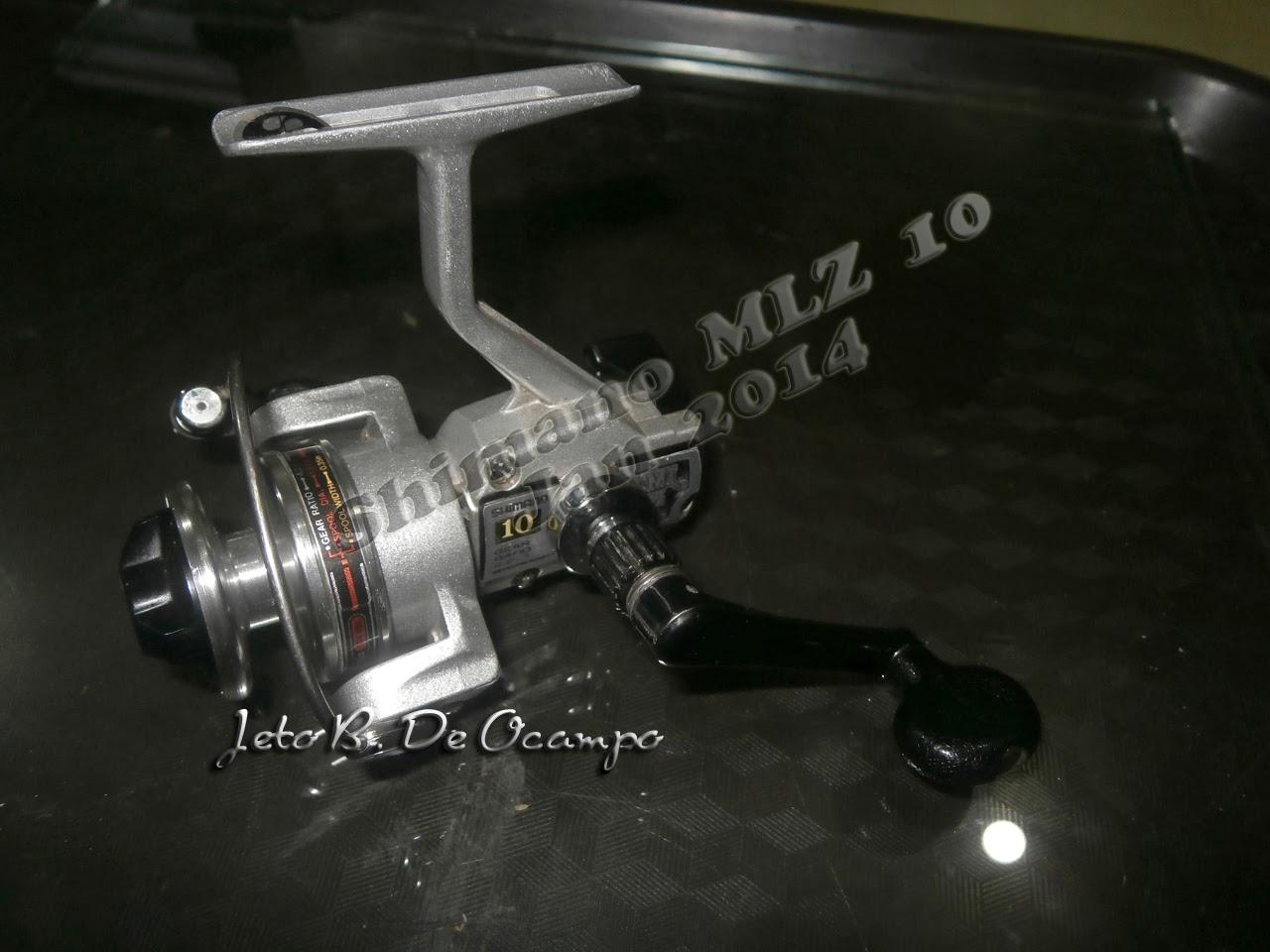 Shimano reel parts bail spring MLZ-10