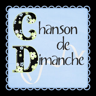 "image from Teaching FSL's weekly feature ""Chanson de dimanche"" for using songs in French class"