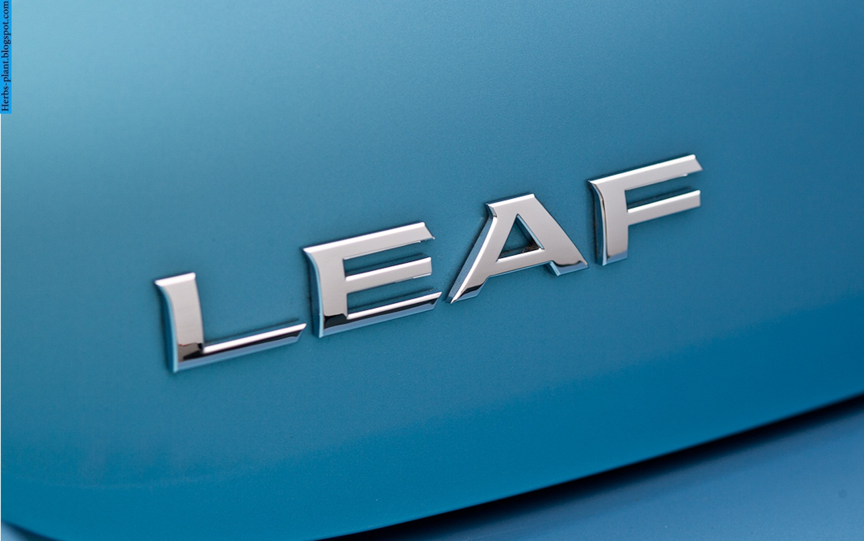 Nissan leaf car 2011 logo - صور شعار سيارة نيسان ليف 2011