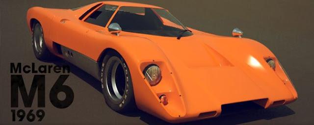 Simraceway nuevo coche Mclaren GT