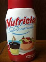 Leche condensada Nutricia fabricada por Nestlé en exclusiva para Mercadona. (www.BlogMarcasBlancas.com)