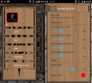 Mod BBM Wood Themes 2.9.0 + DP No Crop