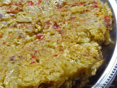 Tortilla de patatas espagnole (voir la recette)