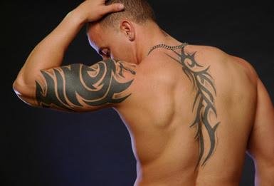 tatuajes tribales para los hombres