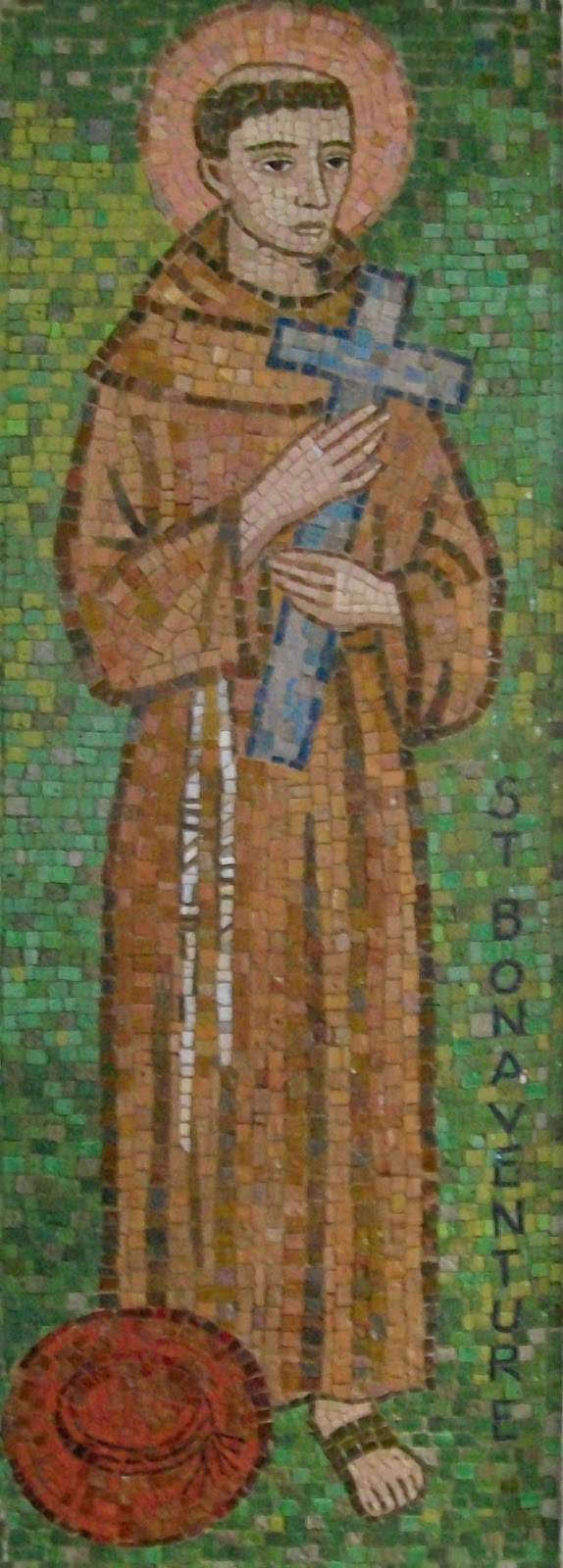 St. Bonaventure - A Saint of Intelligence and Peace