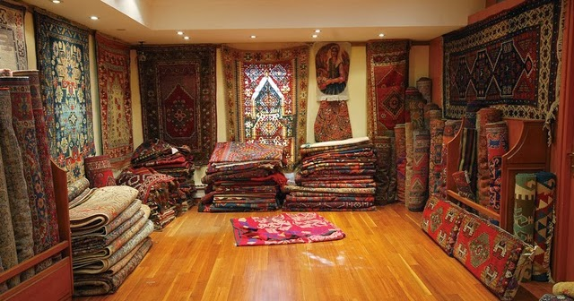 Magic City Istanbul The Guide To Buying Turkish Carpets
