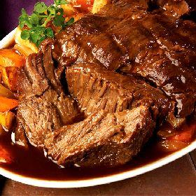 Seattle Slow-Cooking: Beef Crock Pot Roast