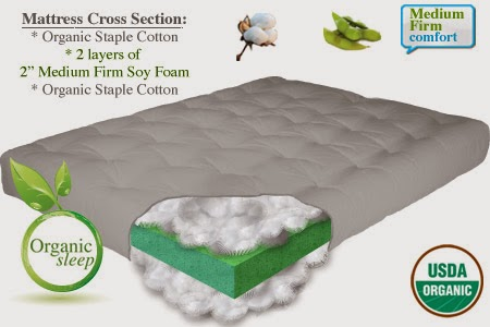 http://www.thefutonshop.com/Organic-Foam-Cotton-Futon-Mattress-Firm/p/685/5259