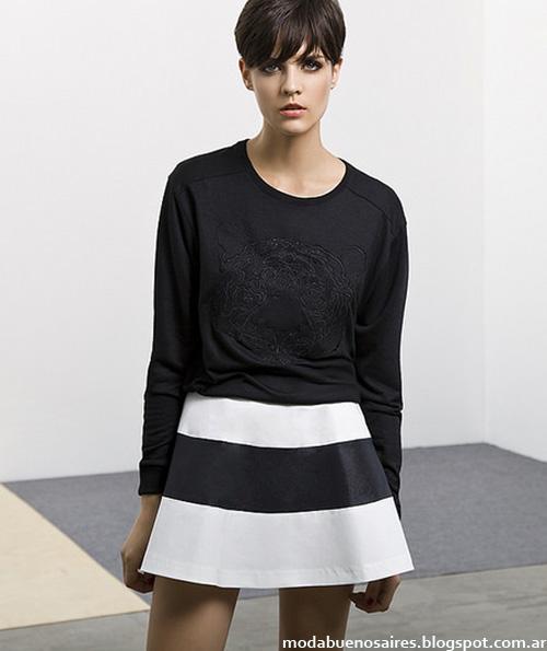 Square moda otoño invierno Argentina colecciones