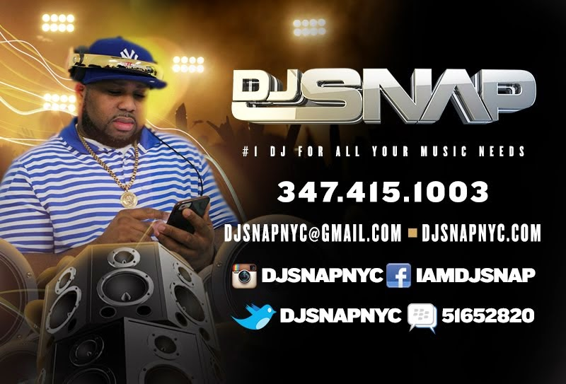 """""""THE DJ SNAP LIFE"""""""