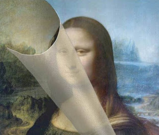 mystery of mona lisa painting smile