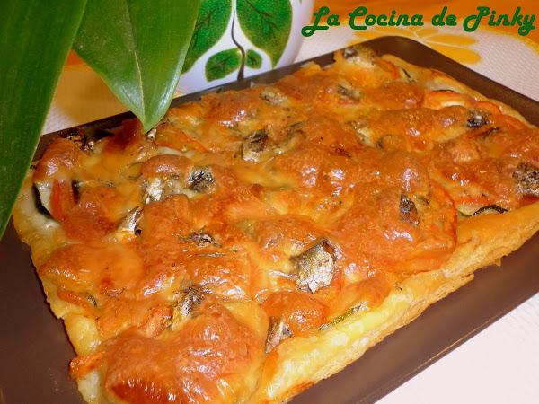 HOJALDRE DE VERDURAS Y SARDINAS  Hojaldre+de+verduras+%252Cqueso+y+sardinas++%255B1600x1200%255D