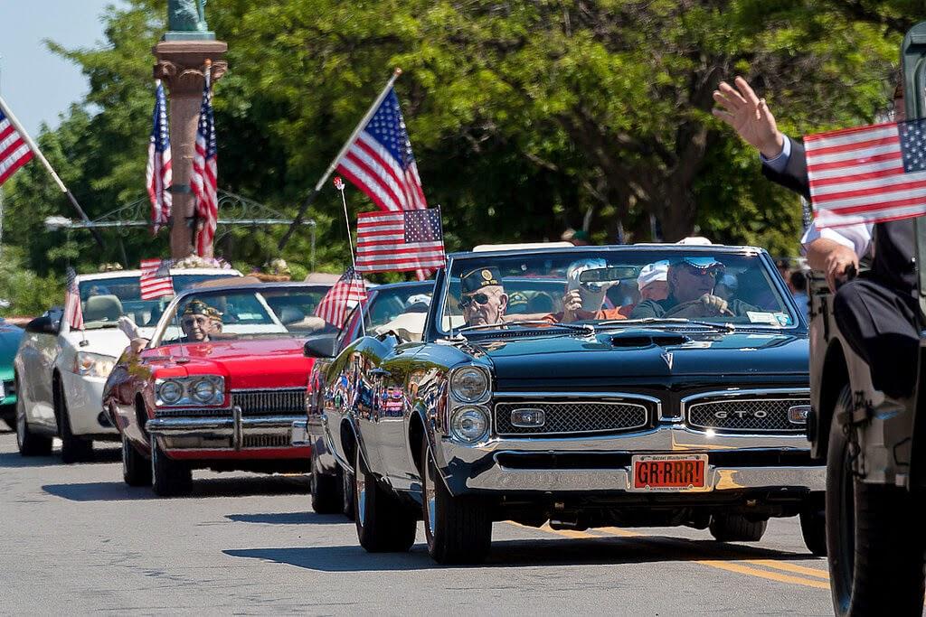 Memorial Day Weekend Parade Photo