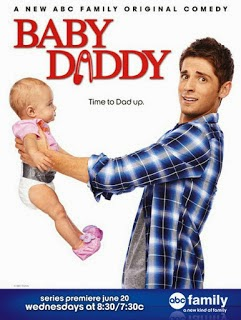 baby daddy poster abc family Download Baby Daddy 4x01 S04E01 RMVB Legendado