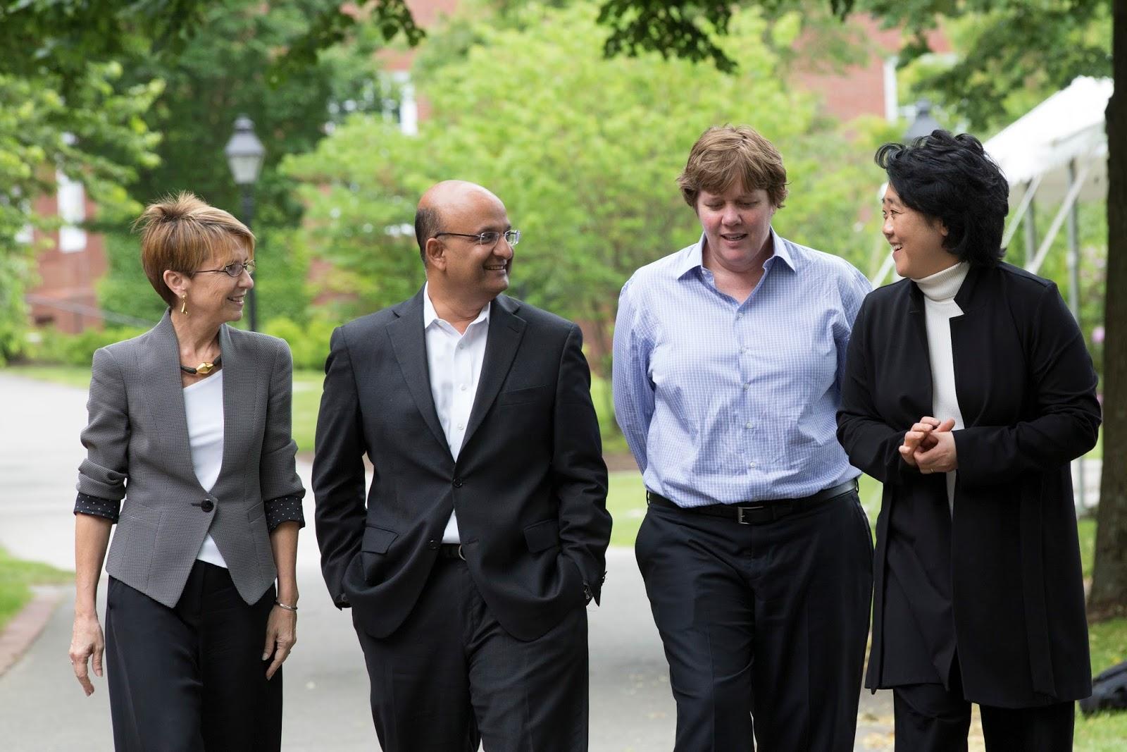 Harvard business school case study gender equity - web