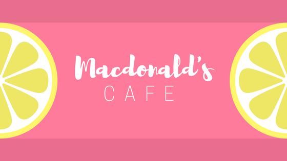Macdonald's Cafe