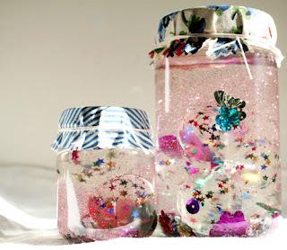 レジンガラス瓶