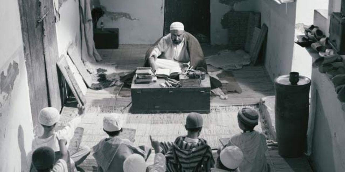 La película marroquí 'La mano izquierda'