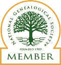 National Genealogical Society Member