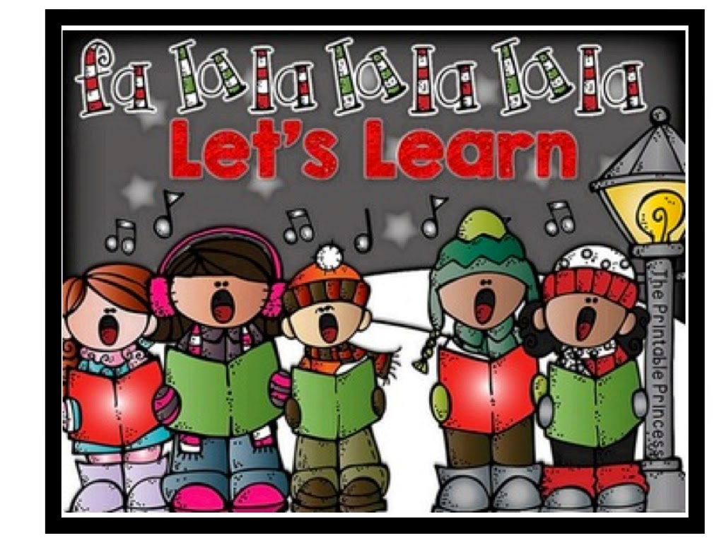 http://www.teacherspayteachers.com/Product/Fa-La-La-Lets-Learn-December-Christmas-Literacy-Math-Centers-1586516