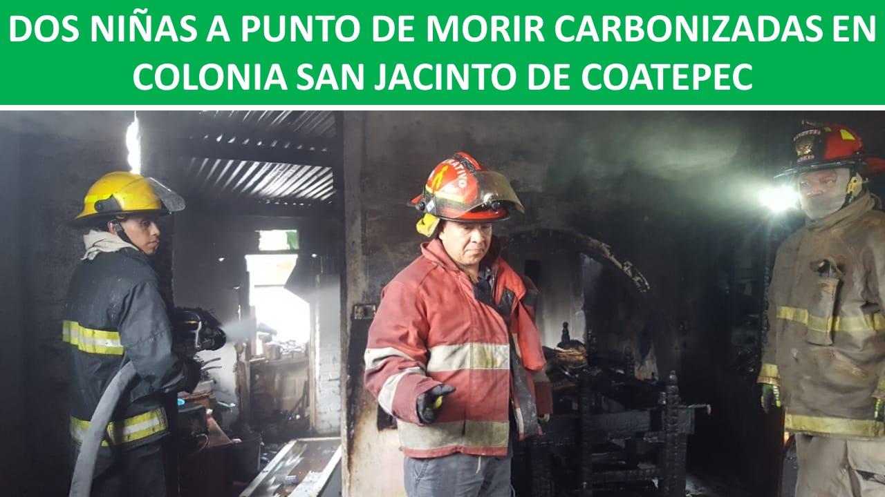 EN COLONIA SAN JACINTO DE COATEPEC