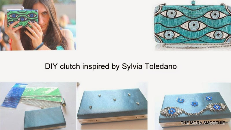 DIY, DIY bag, diy blog, diy blogger, fashion, fashionblogger, fashion blog, themorasmoothie, DIY Sylvia Toledano, Sylvia Toledano, cphfw, copenhagen, bag, diy bag, outfit, craft, swarovski, tutorial, tutorial bag