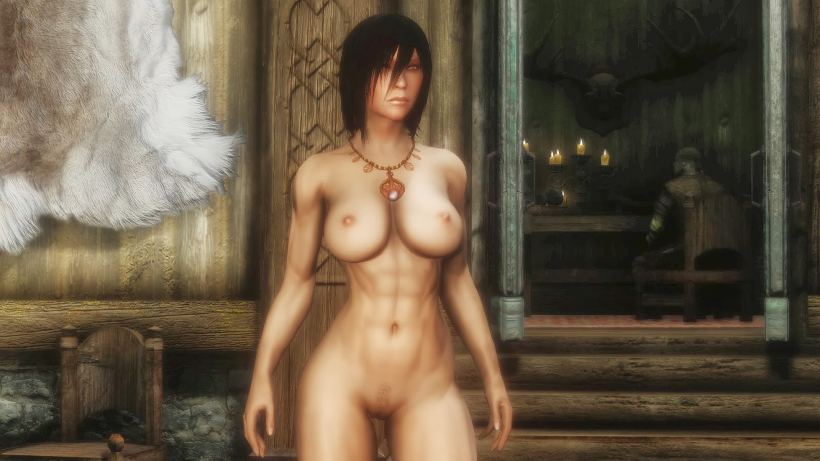 Skyrim nude skins nsfw picture