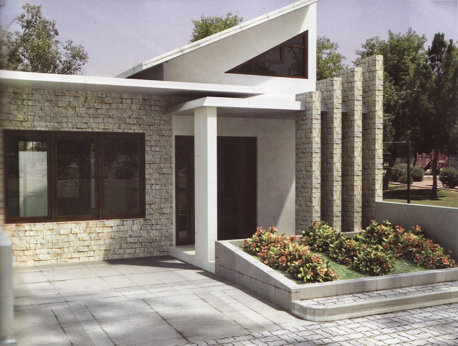 Model Rumah Minimalis Type 36 Yang Ideal