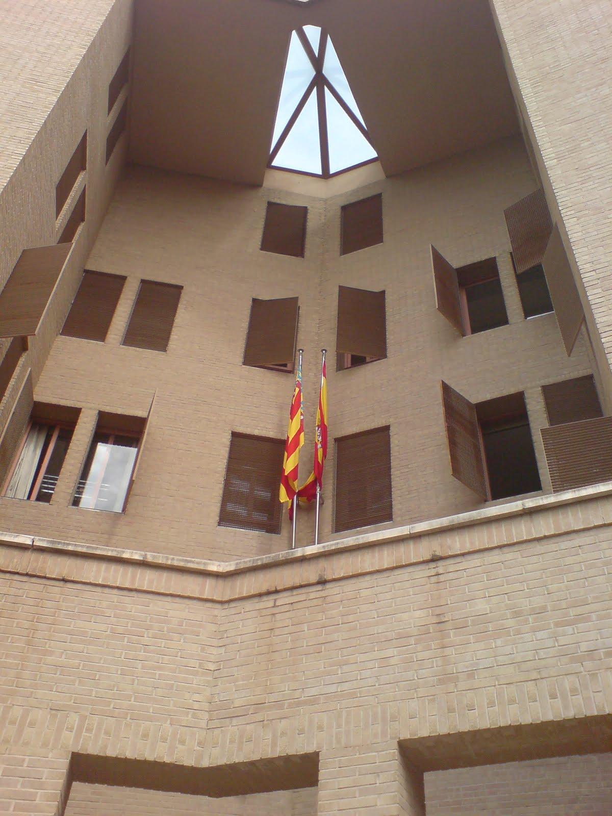 Intersindical justicia los juzgados de gandia llevan tres for Material oficina valencia