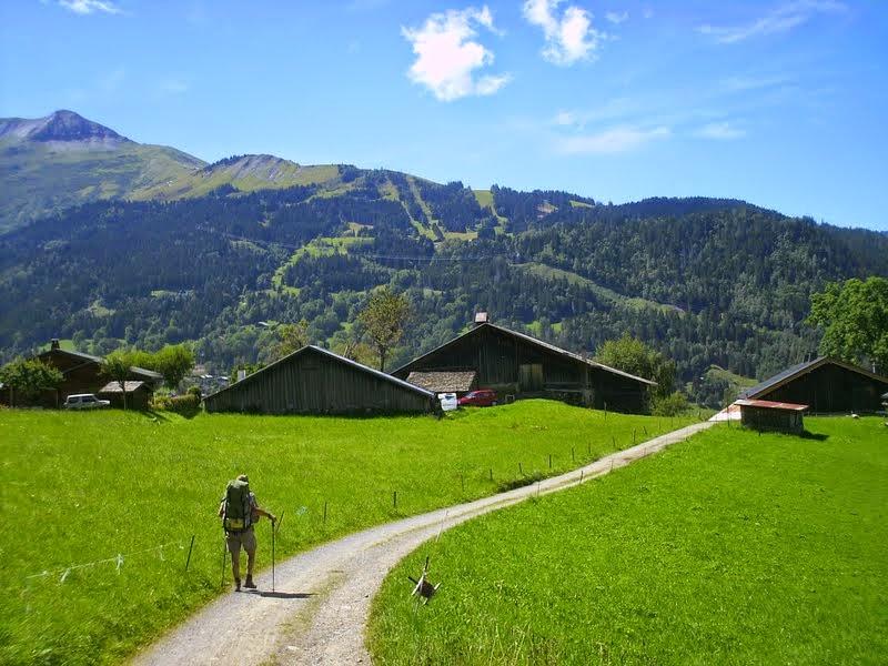 Walk and See: Tour du Mont Blanc 2014; van Camping ...