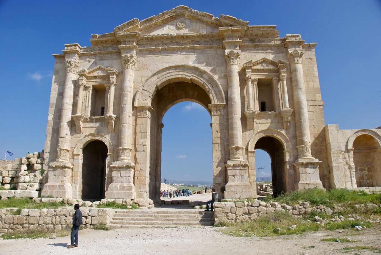 Jerash Jordan  City new picture : Jerash Jordan