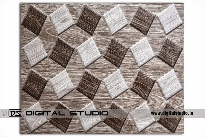 modern tile design for flooring with punch