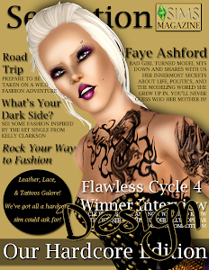 Sensation Magazine