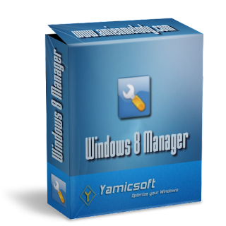 Yamicsoft Windows 8 Manager v1.0.7