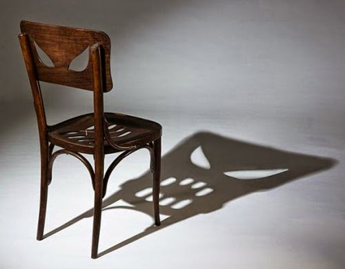 Scary Shadow Chair - Source: Failblog - http://cheezburger.com/8342820864