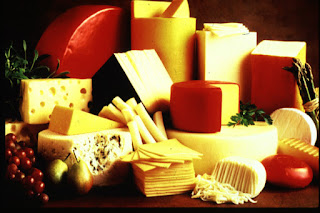Selection of cheeses - international house of cheese