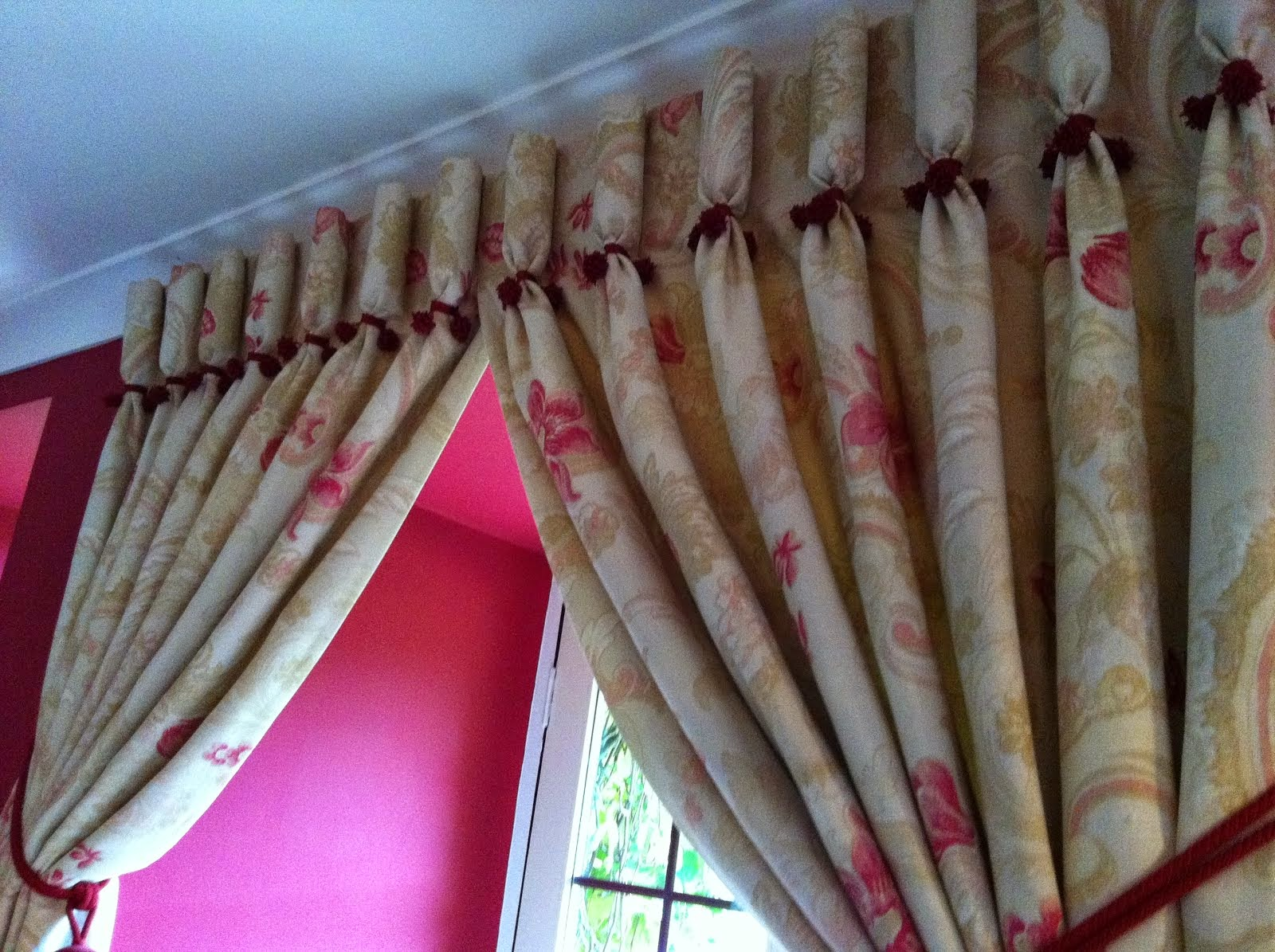 Goblet Pleated Curtains