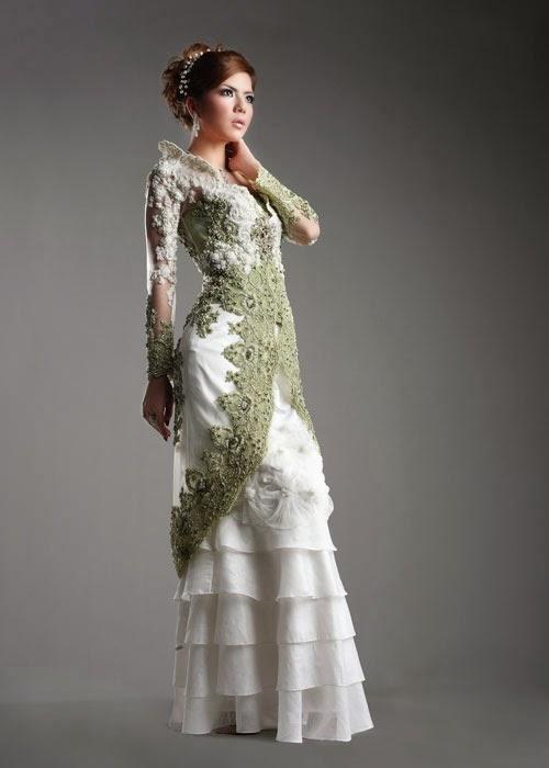 Foto Model Baju Kebaya Elegan